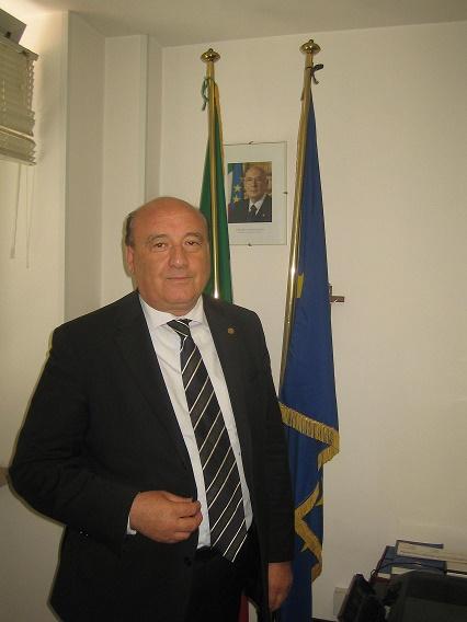 Avvocato Santo Alfonso Martorano, presidente AC Reggio Calabria