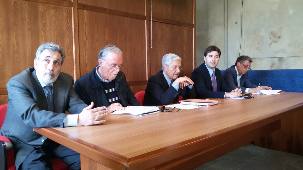 Candidati elezioni Vibo - Pasqua, Dagostino, Costa, Lo Schiavo, Bevilacqua