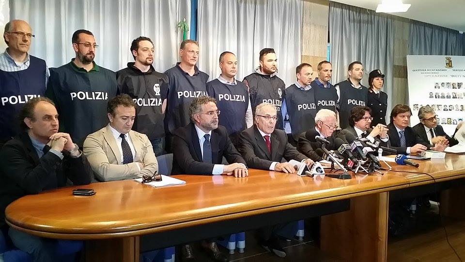 Conferenza Stampa Calcioscommesse