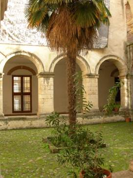 Convento Biblioteca Cosenza
