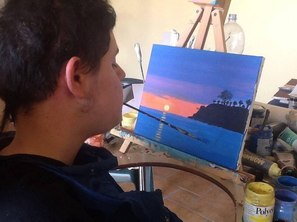 Daniele Chiovaro pittore
