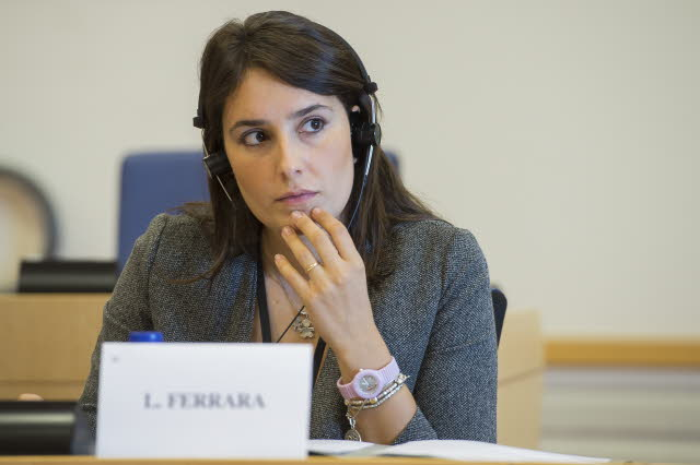 Laura Ferrara M5S