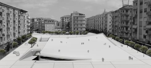 Piazza Bilotti Cosenza