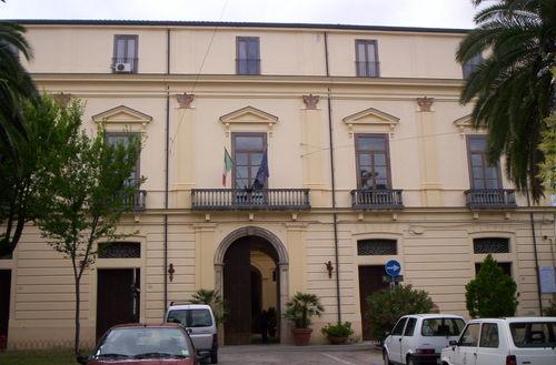palazzo gallo comune castrovillari