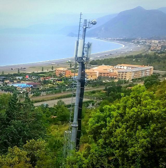 Antenna Isola di Dino