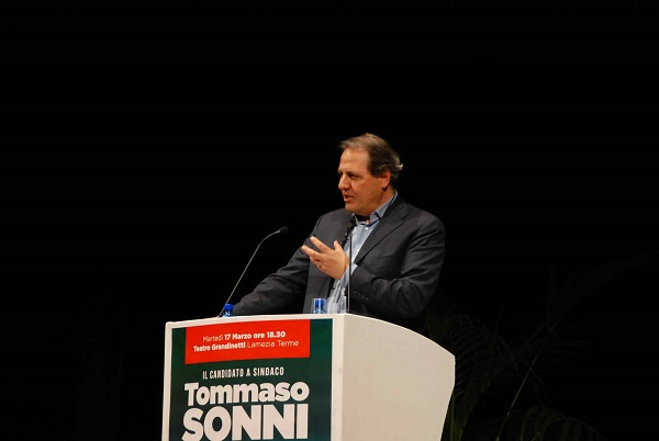 Tommaso Sonni Lamezia