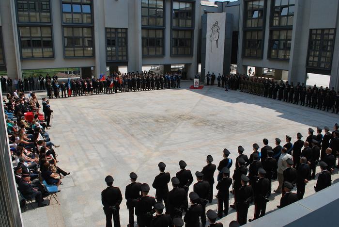 Festa dell'Arma dei carabinieri a Catanzaro