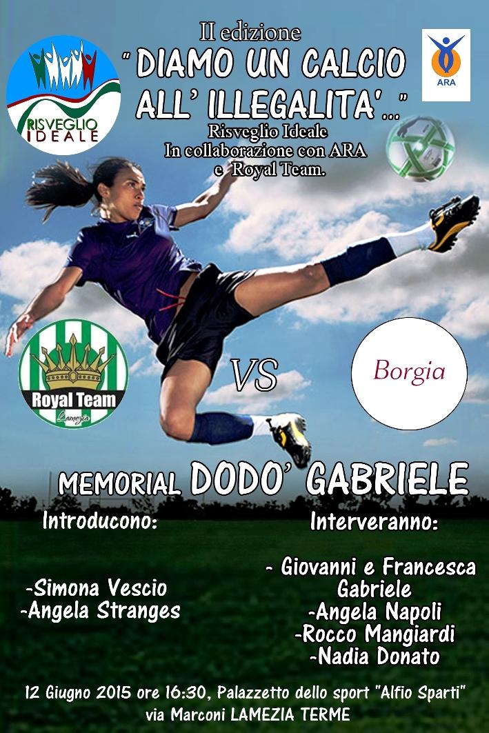 Memorial Dodò Gabriele