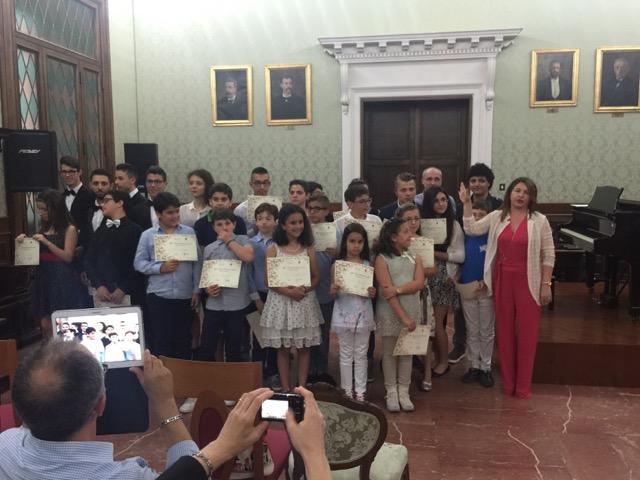 Festival Giovani concertisti Musicart Catanzaro