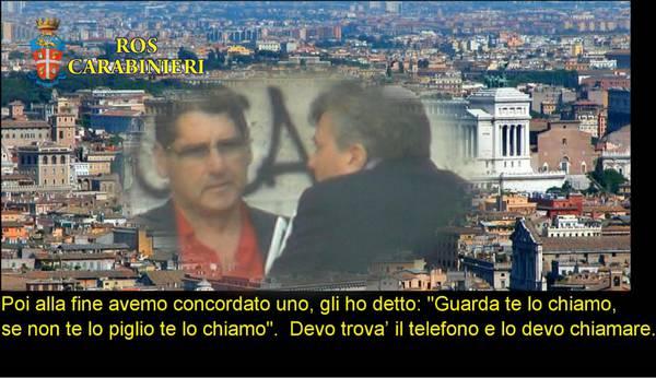 Mafia Roma: Buzzi, una mano lava l'altra...so' tutti corrotti