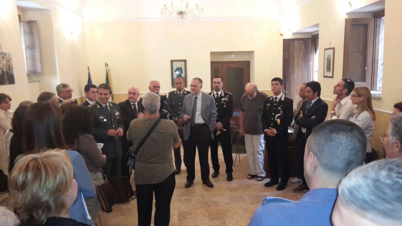 Prefetto di Reggio Sammartino a Mammola