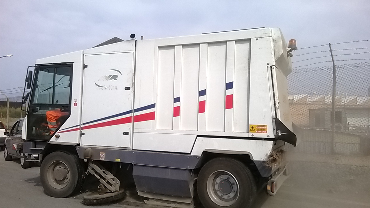 camion Avr alla Sorgente