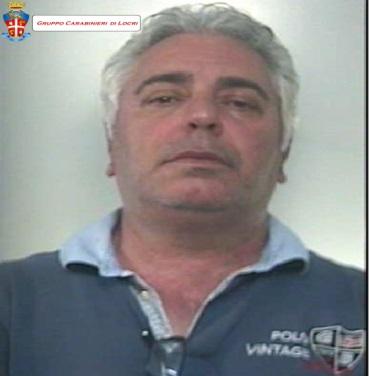 Arresto gruppo Locri - Vincenzo Figliomeni