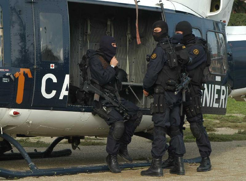 Carabinieri sotto copertura