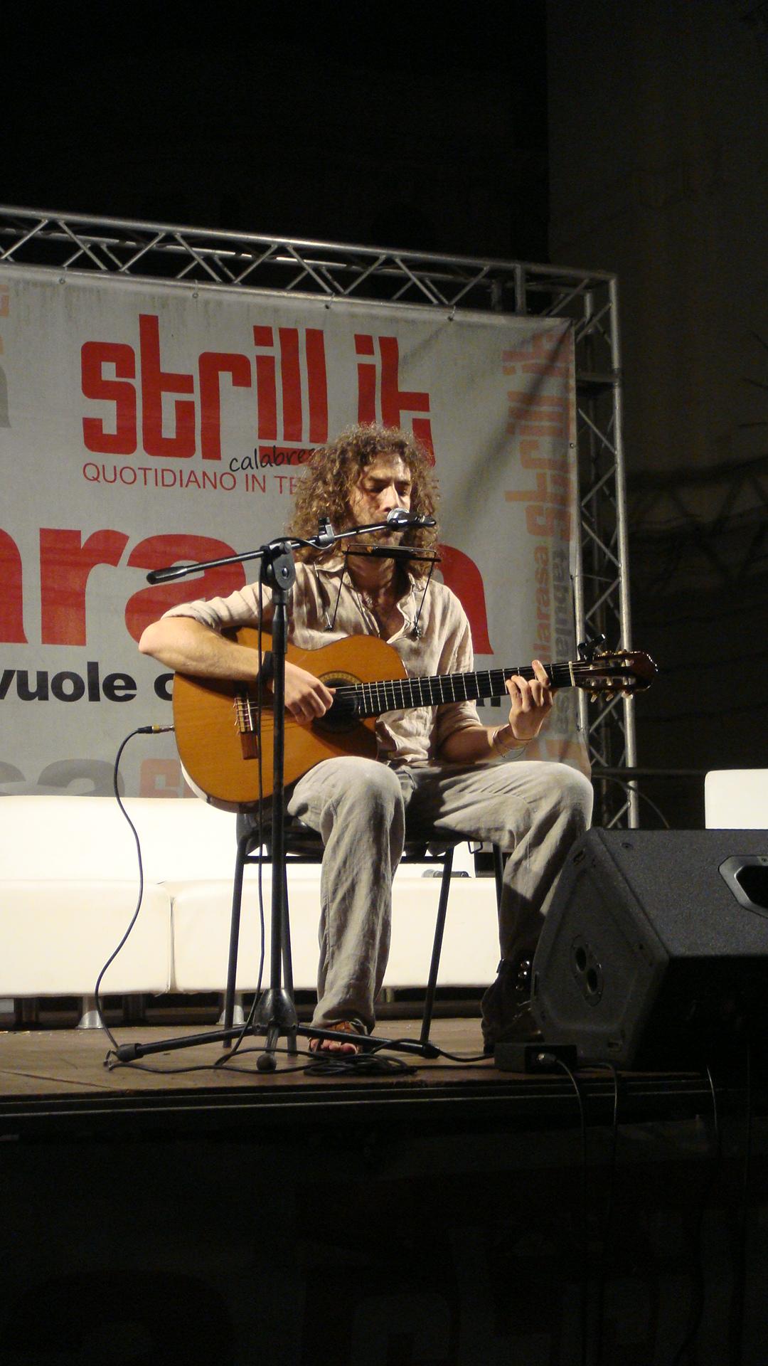 Tabularasa 2015 - Francesco Stilo Cagliostro