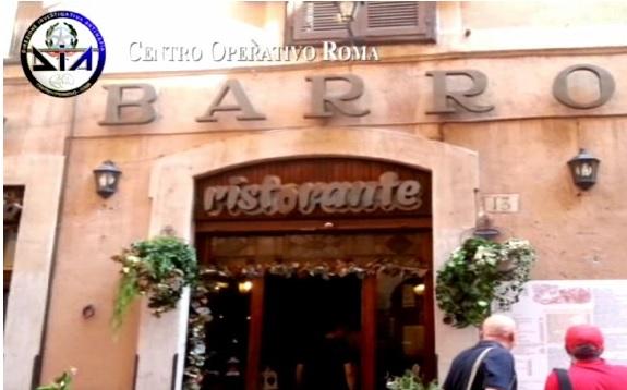 Sequestro Barroccio Roma