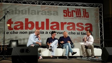 Tabularasa 2015 - Collettivo Lou Palanca, Ti ho vista che ridevi 2