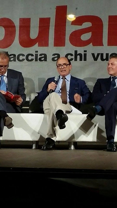 Tabularasa 2015 - Corruzione De Raho