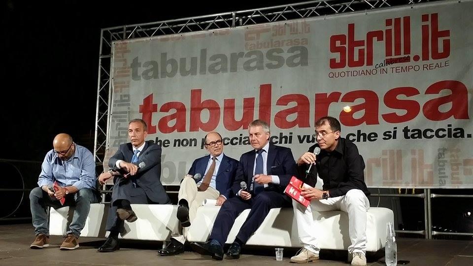 Tabularasa 2015 - Corruzione Gerli, De Raho, Bergaminelli