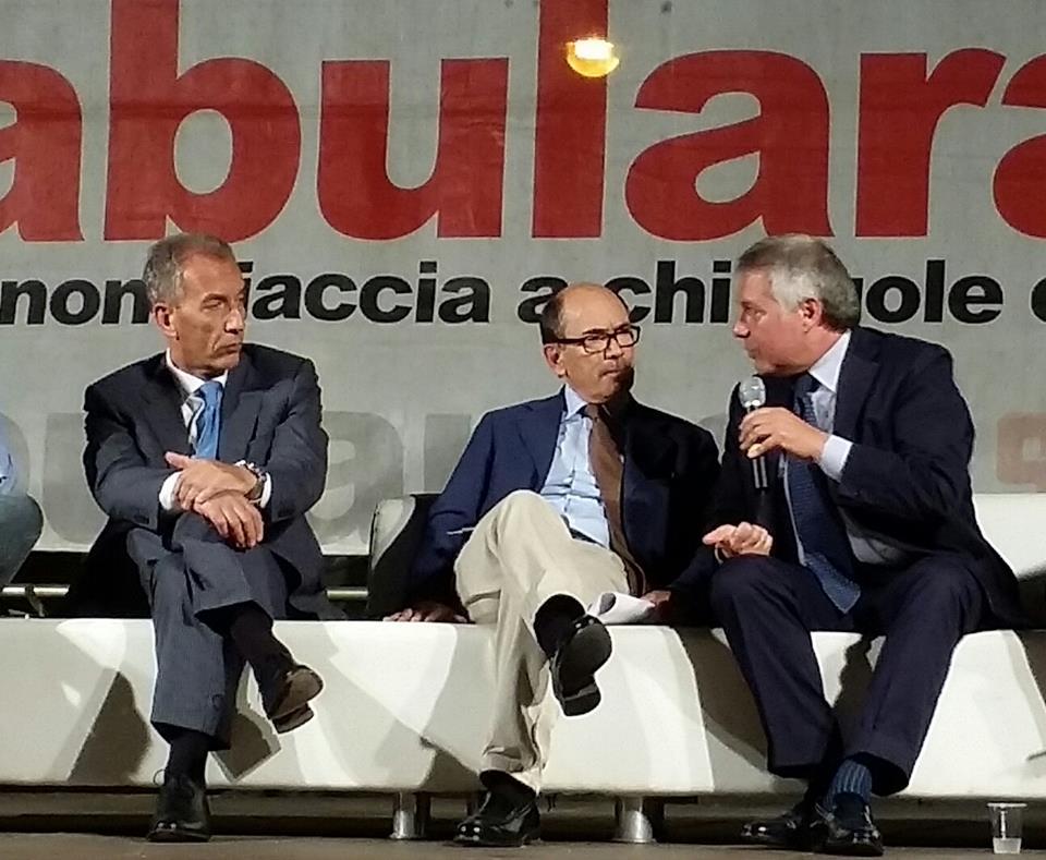 Tabularasa 2015 - Gerli, De Raho, Bergaminelli