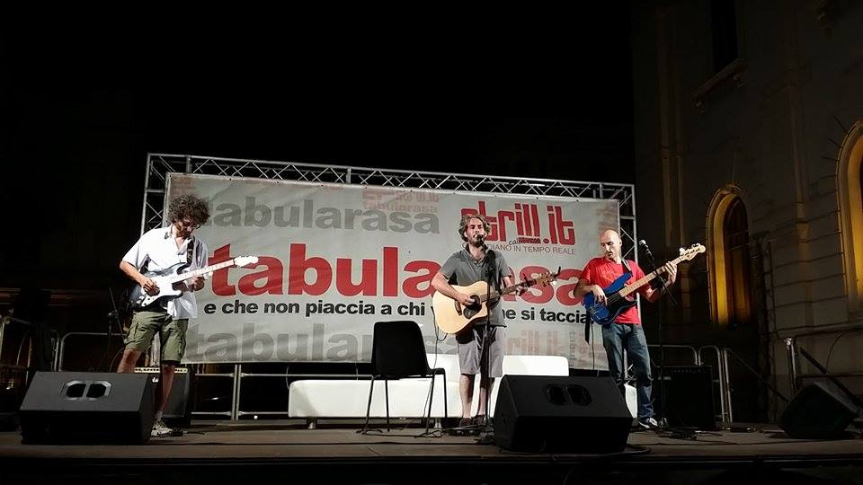 Tabularasa 2015 - Gill Live