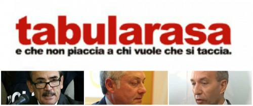 Tabularasa 2015 - La corruzione si mangia tutto