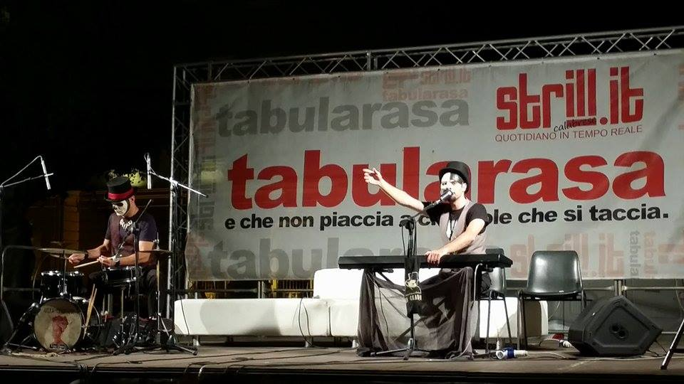 Tabularasa 2015 - Opera chaotique