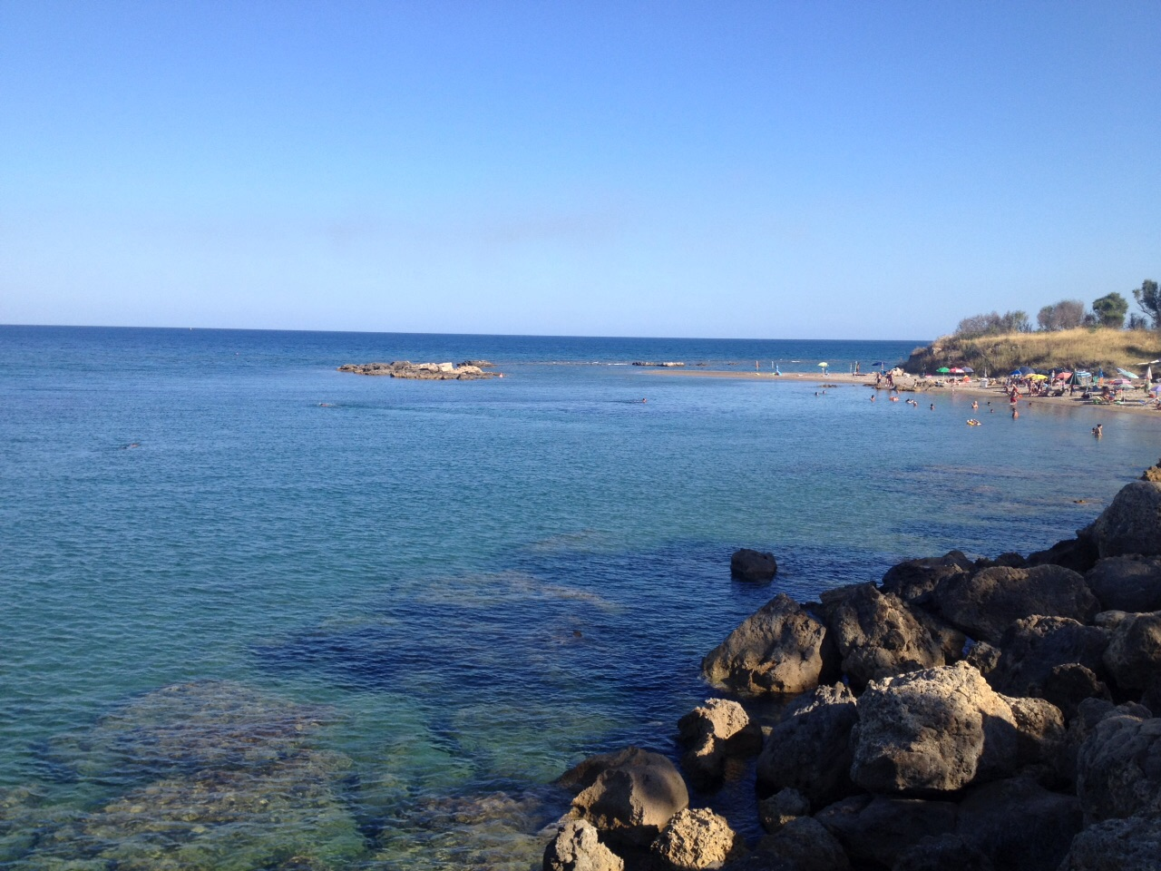 spiaggia Marinella
