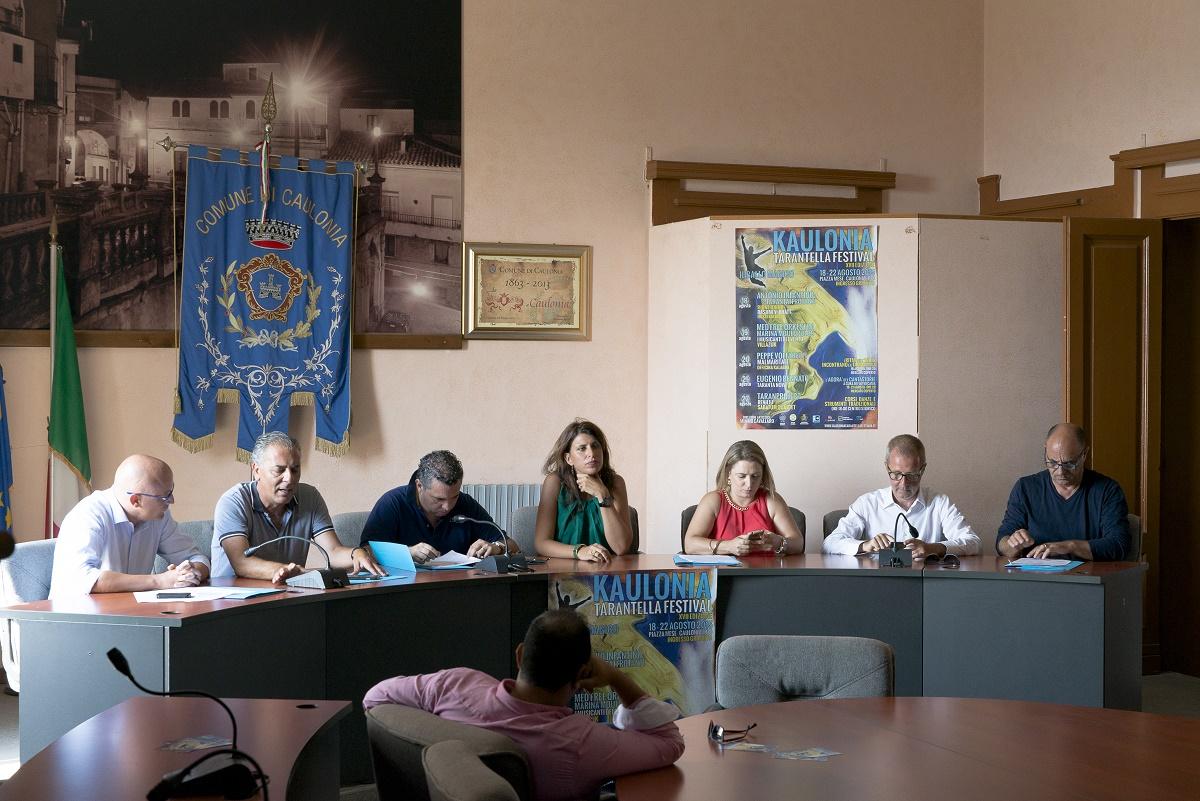 Conferenza stampa Kaulonia Festival