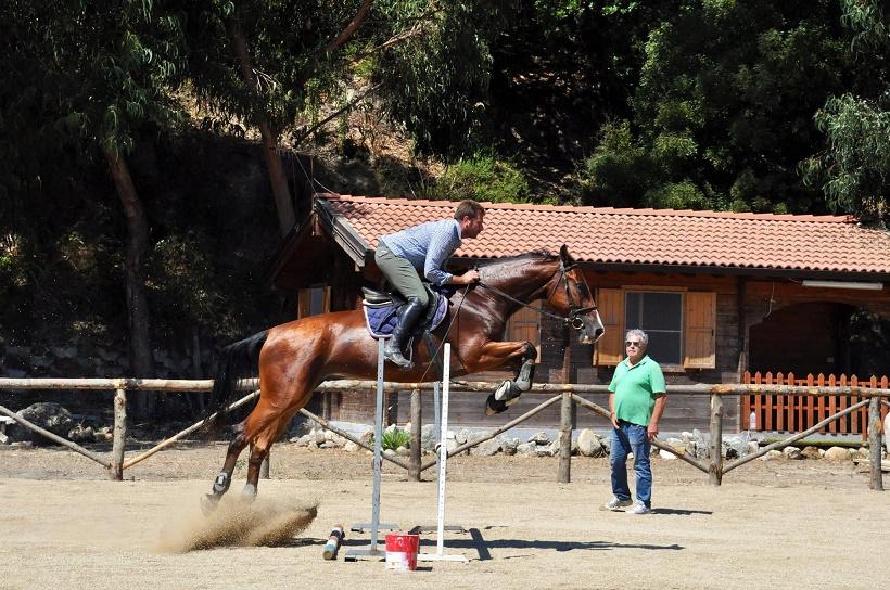 Cus Unime - Centro Equitazione