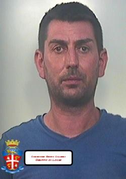 Gruppo Locri - Arresto Antonio Iermanò