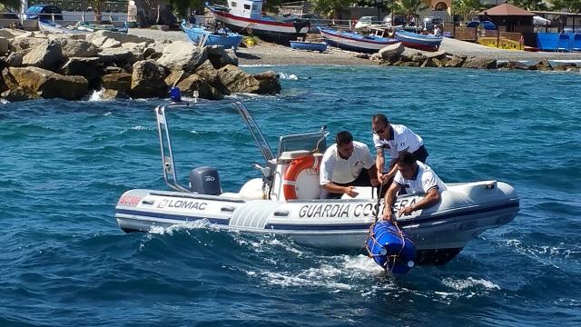 Operazione Mare Libero - Sequestro di Gavitelli abusivi
