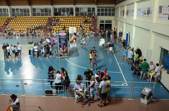 Maltempo: nubifragio Calabria; pranzo in centri accoglienza