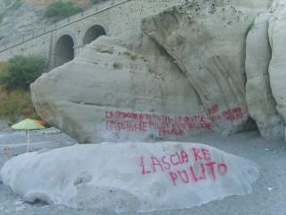 Spiaggia Capo Bruzzano 2