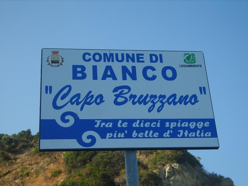 Spiaggia Capo Bruzzano