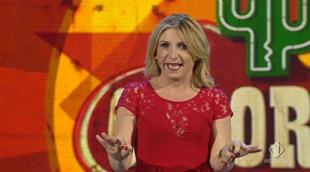 Barbara Foria - comica