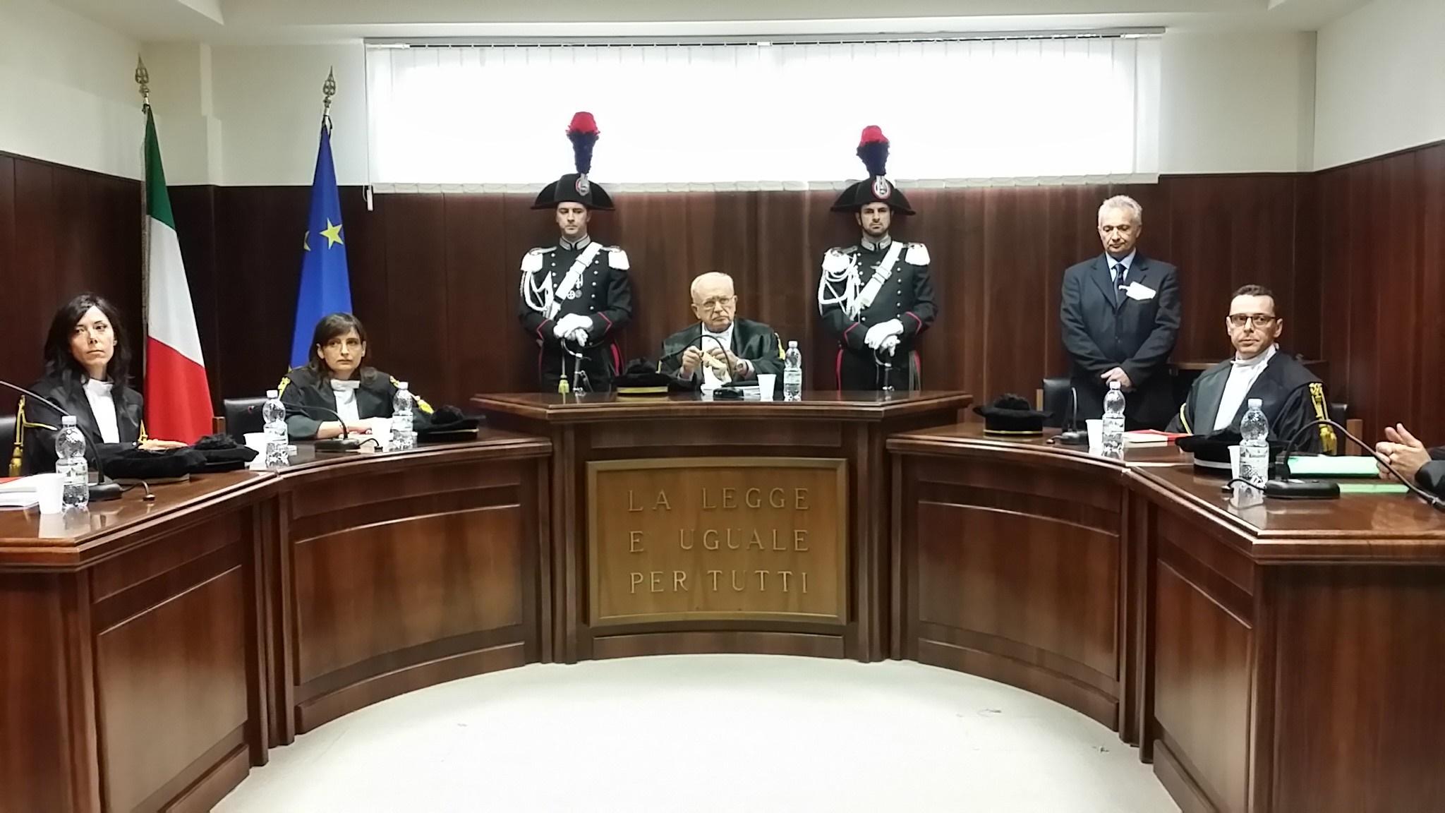 Corte dei Conti Sezione di Controllo Calabria