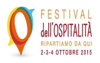 Festival dell'ospitalità logo