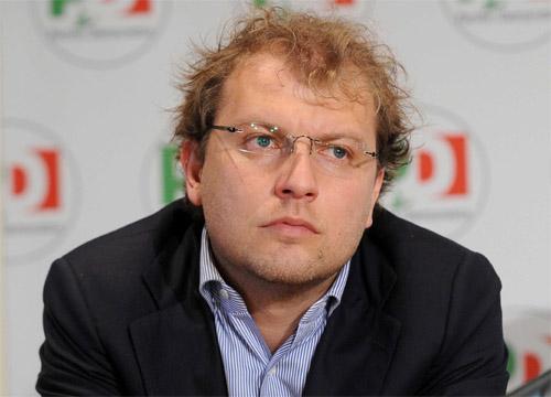 Luca Lotti Pd