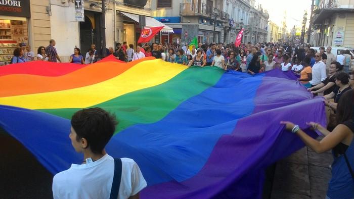 Marcia delle donne e degli uomini scalzi a Reggio Calabria