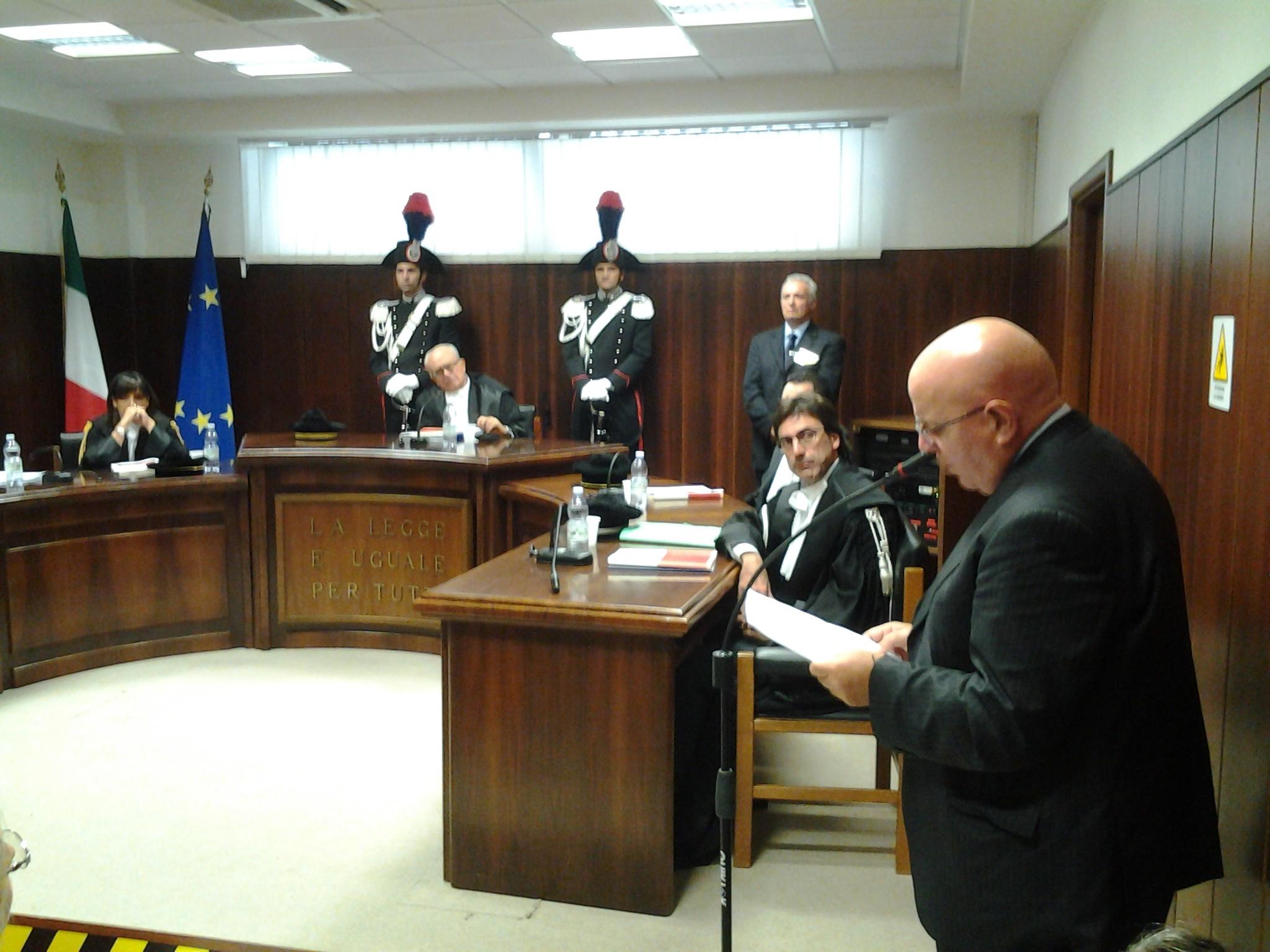 Oliverio in udienza Corte dei Conti