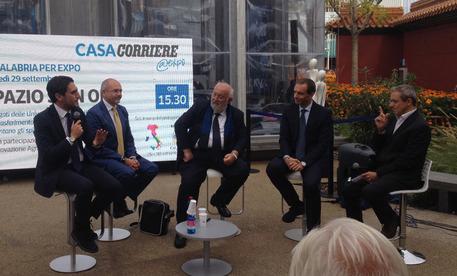 Spin off Calabria a Milano Expo