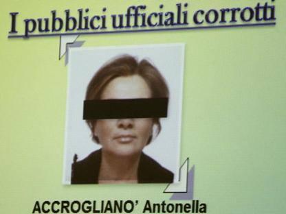 Dama Nera Antonella Accroglianò