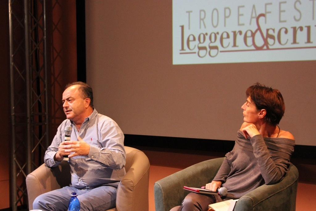 Gratteri al Tropea Festival