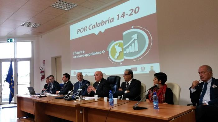 Fondi Ue: Presentazione Por Calabria 2014-2020