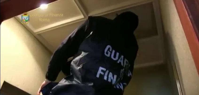 Operazione Dama Nera arresti Anas