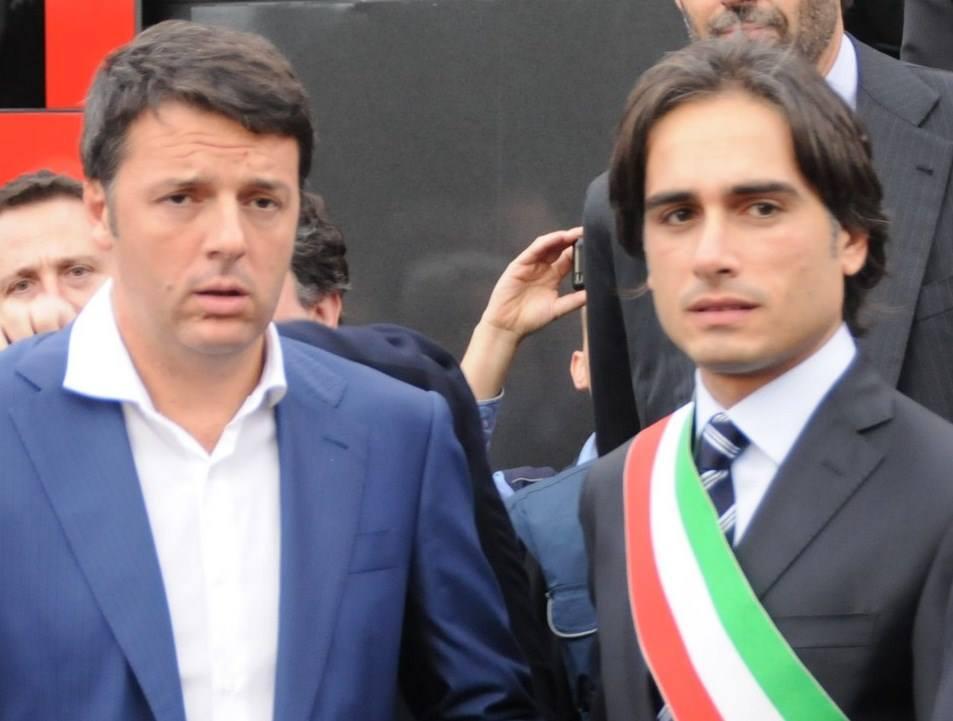 Renzi e Falcomatà