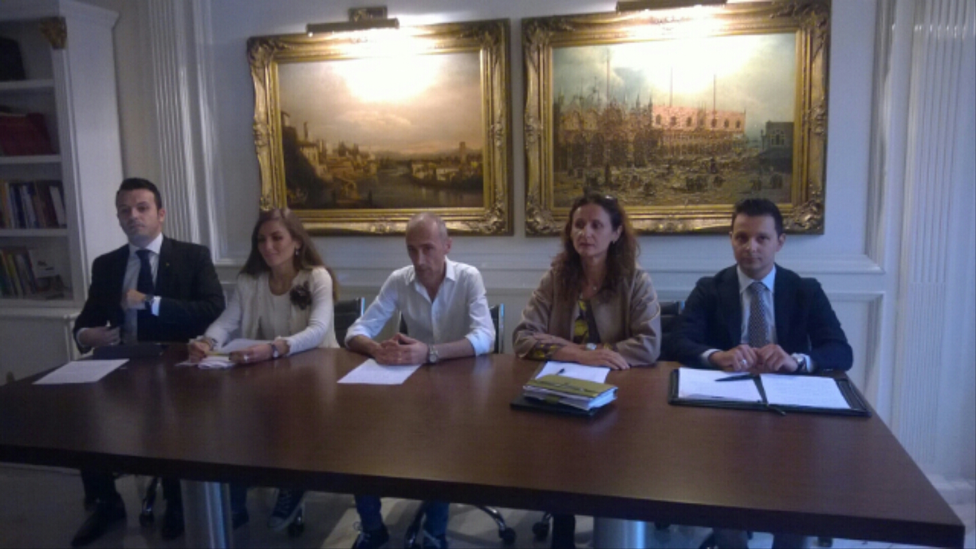 Incontro Reggio Futura Reggio Calabria obiettivo occupazione