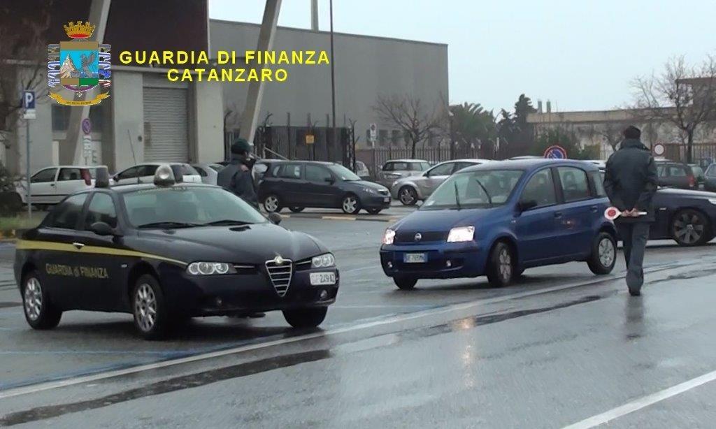 Guardia di finanza di Catanzaro