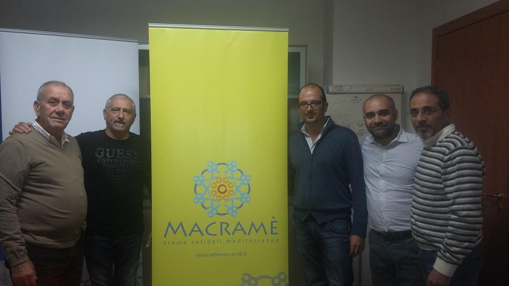 Macramè - struttura tecnica